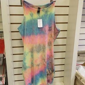 Nice Rainbow dress